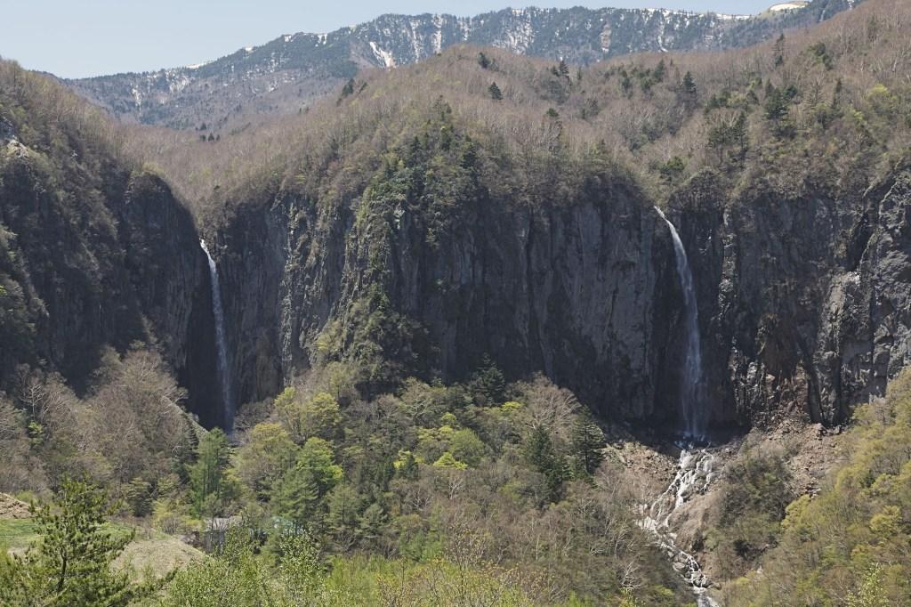 米子瀑布群(米子大瀑布)