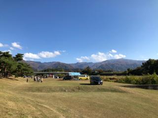 百々川緑地公園エリア(わーくわくすざか2020)